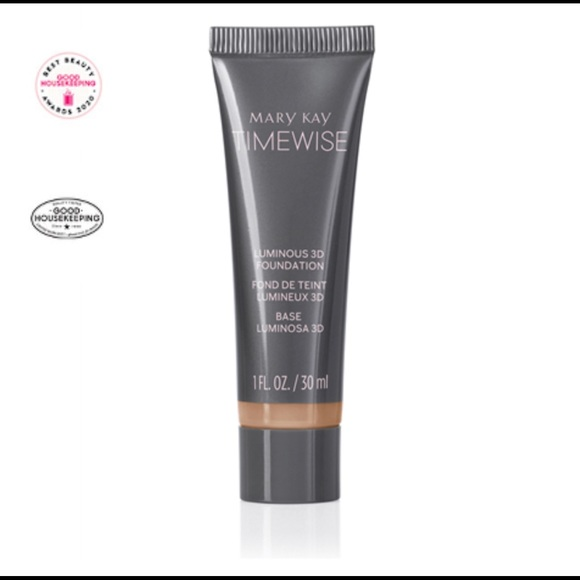 Mary Kay TimeWise®Luminous 3D Foundation BeigeW180